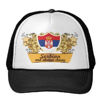 Classy Serbian Trucker Hat