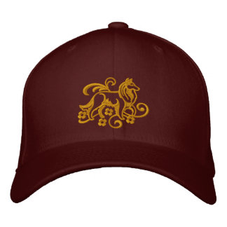 Classy Sheltie Embroidered Hat