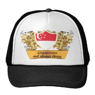 Classy Singaporean Hat