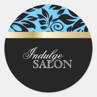 Classy  Spa and Salon Sticker