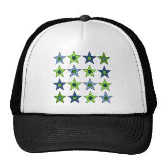 Classy Stars Hat