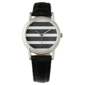 Classy Stripes Watch