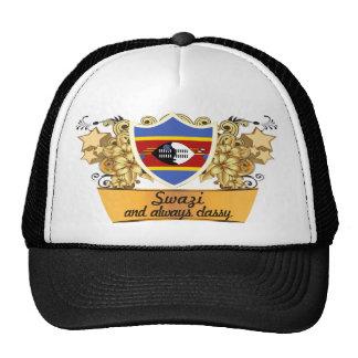 Classy Swazi Mesh Hats