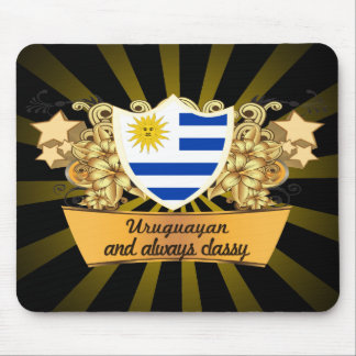 Classy Uruguayan Mouse Pads