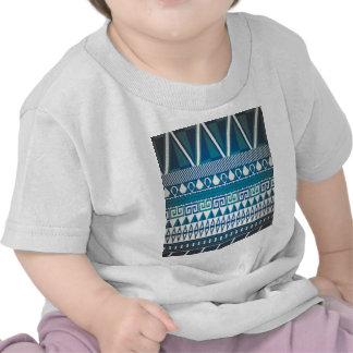 Classy Vintage Design Aztec Art T-shirts