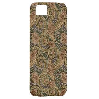 Classy Vintage Paisley iPhone 5 Case