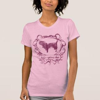 Classy Weathered Affenpinscher Women's T-Shirt