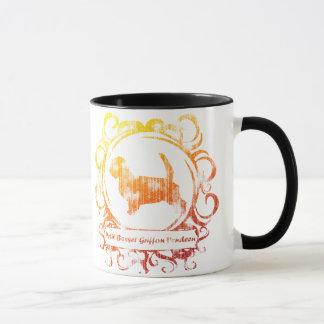 Classy Weathered Petit Basset Griffon Vendeen Mug