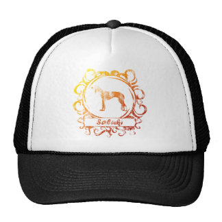 Classy Weathered Saluki Hats