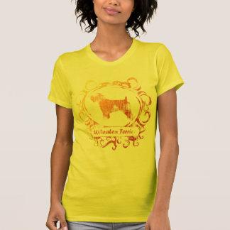 Classy Weathered Wheaten Terrier T-Shirt