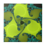 Classy Yellow Ceramic Tiles