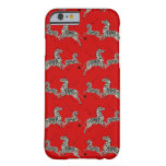 Classy Zebra Iphone 6 case Royal tennebaums Barely There iPhone 6 Case