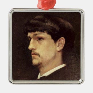 Claude Debussy  1886 Christmas Ornament