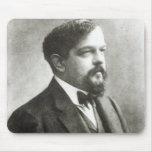 Claude Debussy, c.1908 Mouse Mat