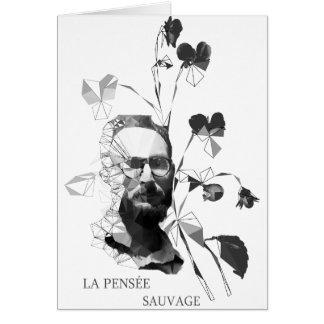 Claude Levi-Strauss Card