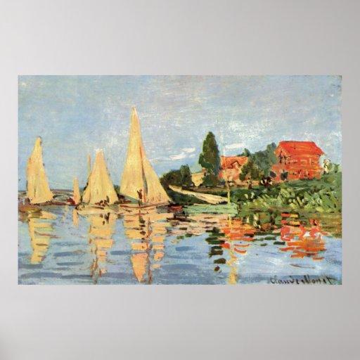 Claude Monet 4 Poster