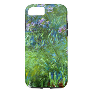 Claude Monet: Agapanthus iPhone 8/7 Case