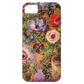 Claude Monet Anemonen iPhone 5 Covers