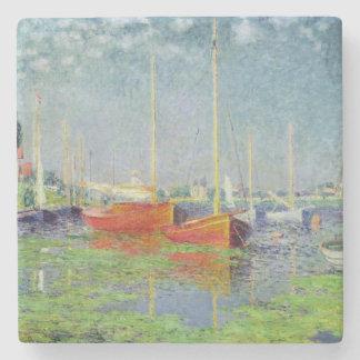 Claude Monet | Argenteuil, c.1872-5 Stone Coaster