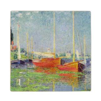 Claude Monet | Argenteuil, c.1872-5 Wood Coaster