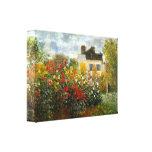 Claude Monet - Argenteuil Canvas Print