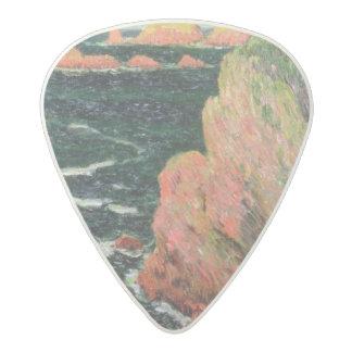 Claude Monet | Belle Ile Acetal Guitar Pick