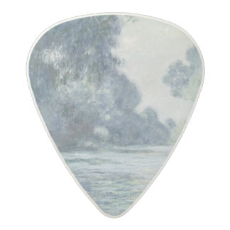 Claude Monet | Branch of the Seine near Giverny Acetal Guitar Pick