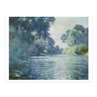 Claude Monet | Branch of the Seine near Giverny Postcard