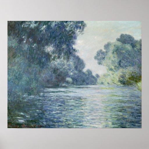 Claude Monet | Branch of the Seine near