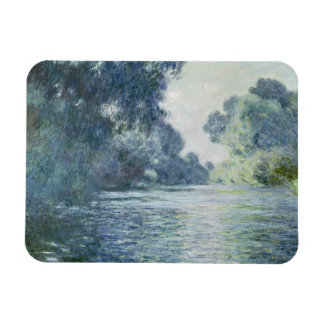 Claude Monet | Branch of the Seine near Giverny Rectangular Photo Magnet