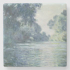Claude Monet | Branch of the Seine near Giverny Stone Coaster