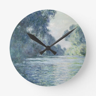 Claude Monet | Branch of the Seine near Giverny Wallclocks