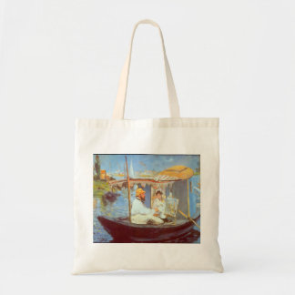 Claude Monet by Edouard Manet Budget Tote Bag