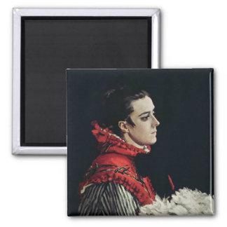 Claude Monet | Camille Monet Magnet
