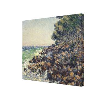 Claude Monet | Cap Martin, 1884 Canvas Print