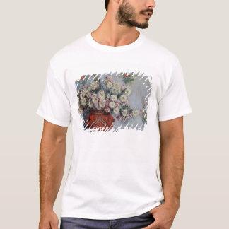 Claude Monet | Chrysanthemums, 1878 T-Shirt