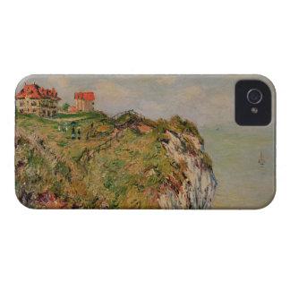 Claude Monet   Cliff at Dieppe, 1882 iPhone 4 Case-Mate Cases