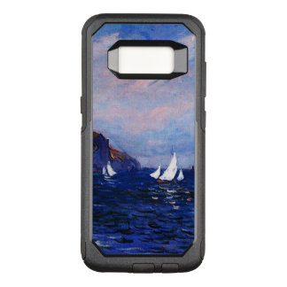 Claude Monet-Cliffs and Sailboats at Pourville OtterBox Commuter Samsung Galaxy S8 Case