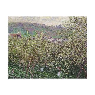 Claude Monet | Fruit Pickers, 1879 Canvas Print