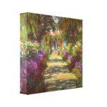 Claude Monet - Giverny Gallery Wrap Canvas