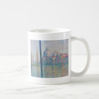 Claude Monet Grand Canal Venice Italy Travel Basic White Mug