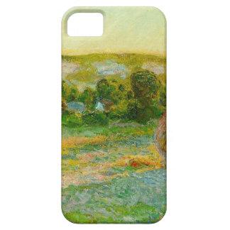 Claude Monet // Haystacks iPhone 5 Covers