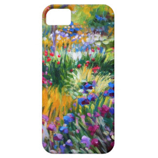 Claude Monet: Iris Garden by Giverny Case For The iPhone 5