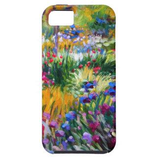 Claude Monet: Iris Garden by Giverny iPhone 5 Case