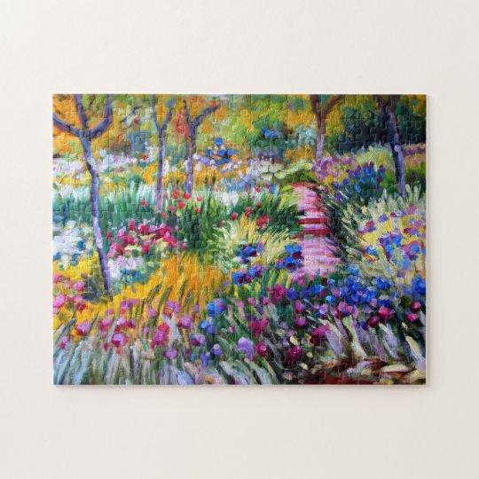 Succulent garden 1 jigsaw puzzle for Garden pavilion crossword clue
