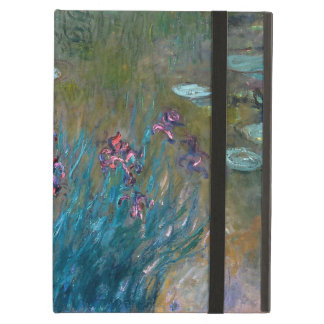 Claude Monet: Irises and Water Lilies Cover For iPad Air