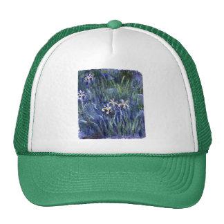 Claude Monet: Irises Cap