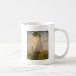 Claude Monet // La Promenade // Umbrella Mugs