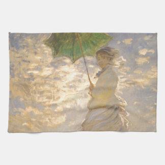 Claude Monet // La Promenade // Umbrella Towels