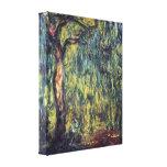 Claude Monet - Landscape Canvas Print